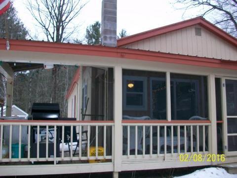 9 Camp Road Loop, Bartlett, NH 03812