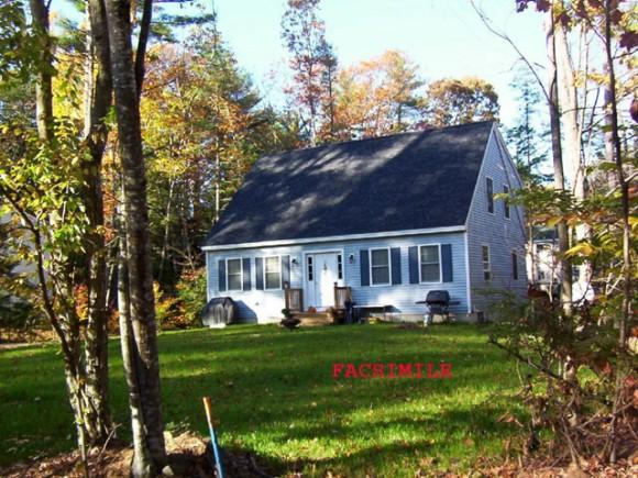Lot 9 Wes Locke Road, Barnstead, NH 03225