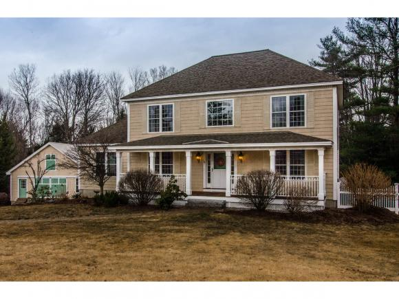 35 Plateau Ridge Road, Loudon, NH 03307