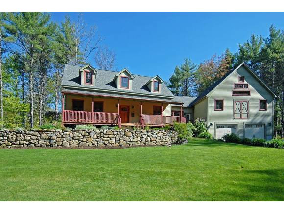34 Mirror Lake Drive, Tuftonboro, NH 03816