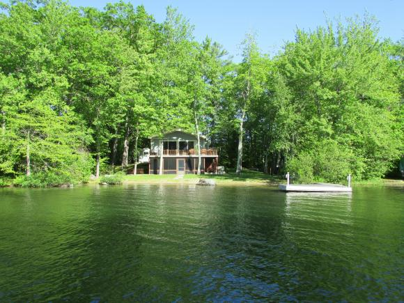 35 Grapevine Cove Road, Holderness, NH 03245
