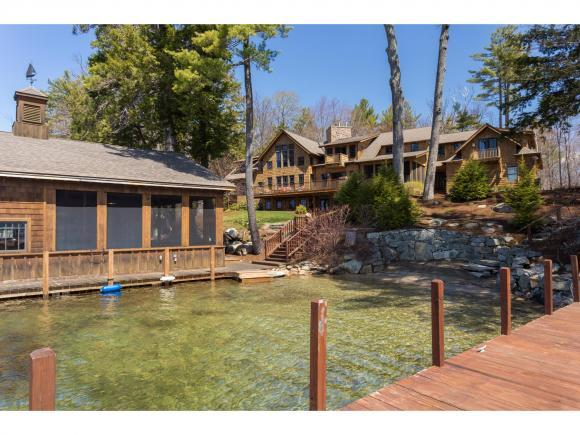 31 Wallace Point Rd, Moultonborough, NH 03254