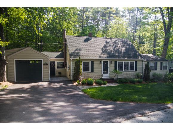 12 E Brookhurst Lane With Dock, Meredith, NH 03253