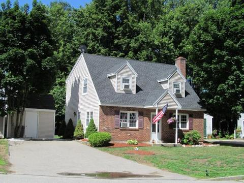 5 Bentwood St, Concord, NH 03303