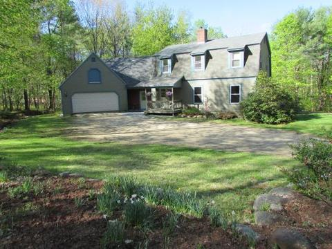 120 Follett Rd, Center Harbor, NH 03226