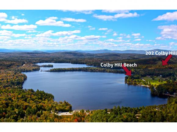 202 Colby Hill Road, Springfield, NH 03284