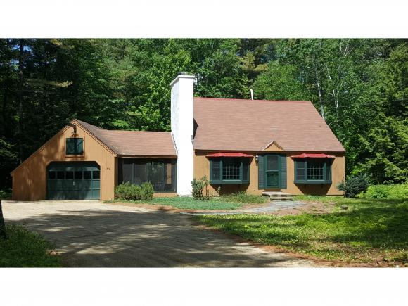 132 Old West Side Rd, North Conway, NH 03860