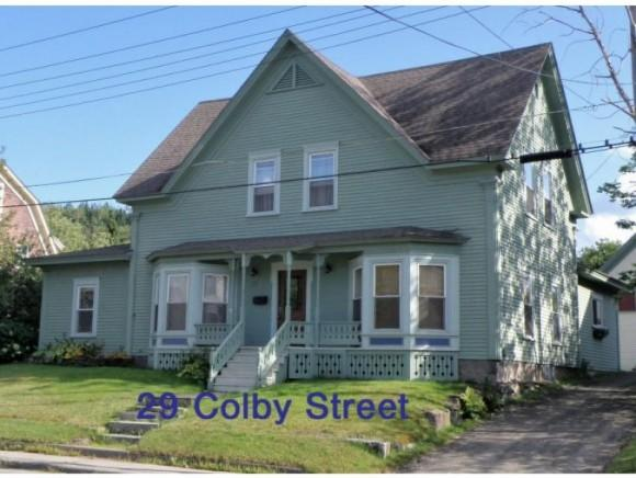 29 Colby St, Colebrook, NH 03576