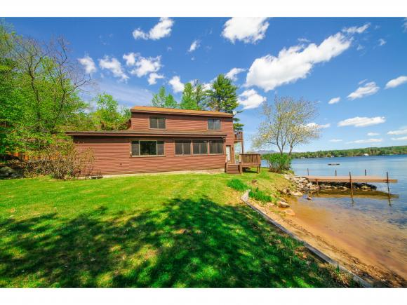 157 Eagle Shore Road, Moultonborough, NH 03254