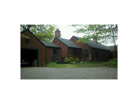 60 Cass Mill Rd, Hill, NH 03243