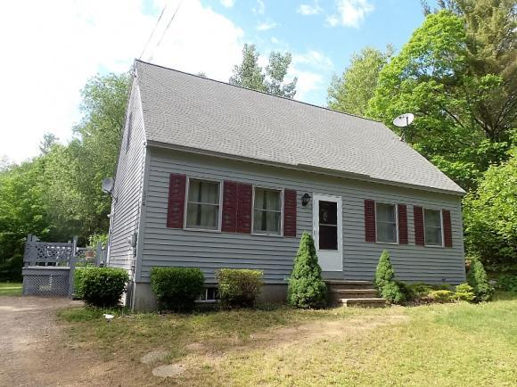 174 Ward Hill Rd, Franklin, NH 03235
