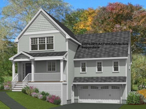 Lot 4 Scout Landing, Rollinsford, NH 03869