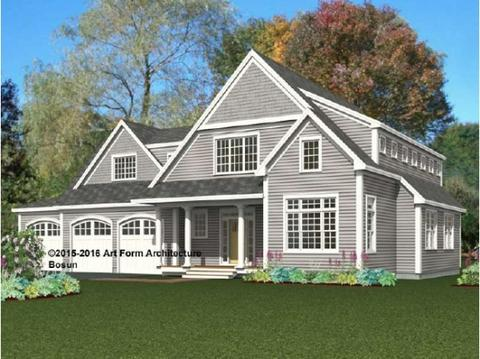 4 Jacqueline Way, Stratham, NH 03885