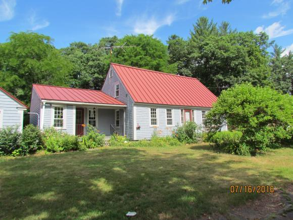 16 Mountain View Dr, Hill, NH 03243
