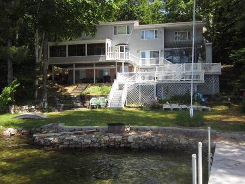 72 N Roberts Cove Rd, Sanbornville, NH 03872