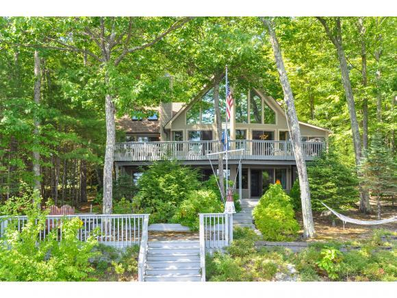 14 Garnet Point Rd, Moultonborough, NH 03254