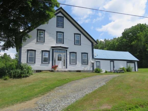 361 Grist Mill Hill Rd, Canaan, NH 03741