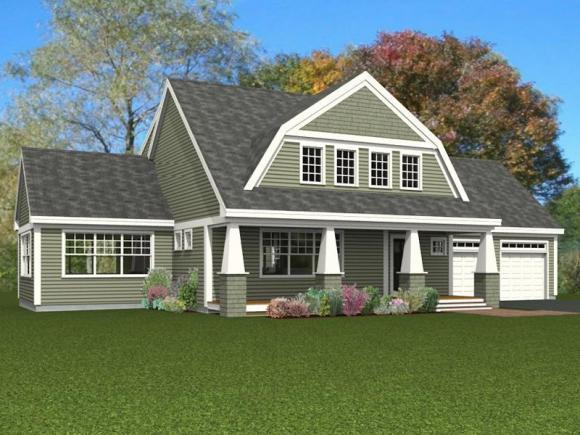 Lot 25 Garland Woods, Pelham, NH 03076