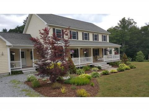 156 Old County Rd, Deering, NH 03244