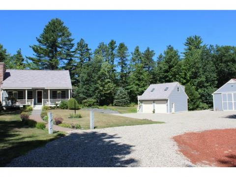 83 Leavitt Rd, Center Ossipee, NH 03814