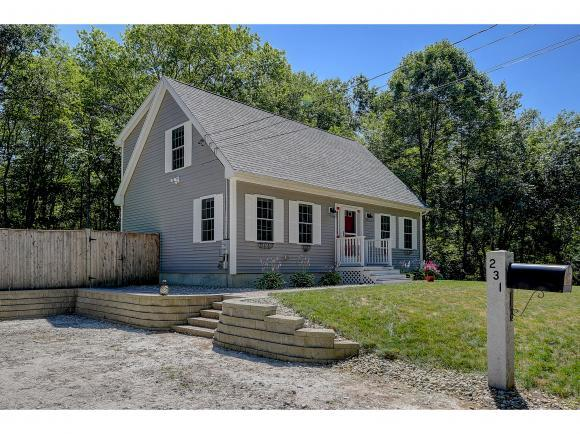 231 Stage Rd, Nottingham, NH 03290