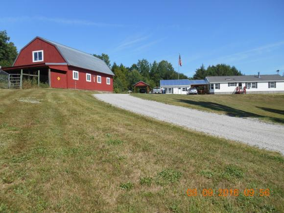 163 Coon Brook Road, Unity, NH 03773