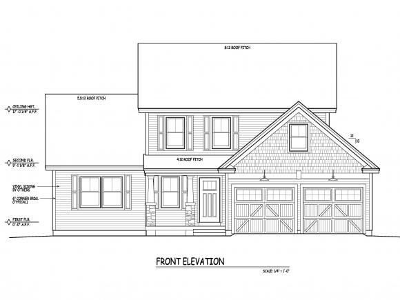 155 Emerald Lane #LOT 17, Dover, NH 03820