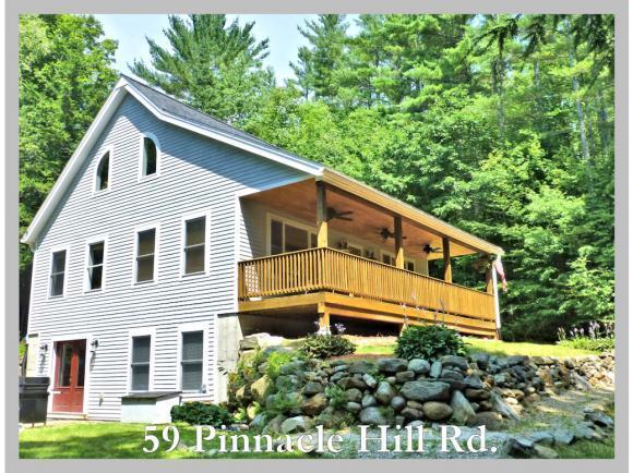 59 Pinnacle Hill Rd, Campton, NH 03223
