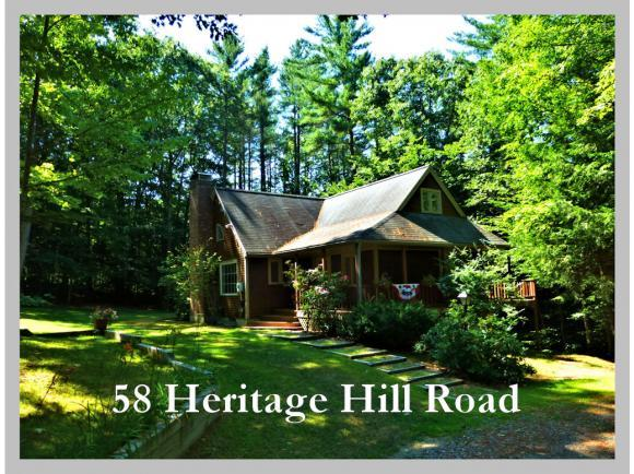 58 Heritage Hill Rd, Holderness, NH 03245