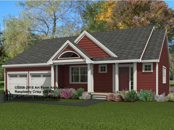 Lot 90 Apple Way #90, Epping, NH 03042