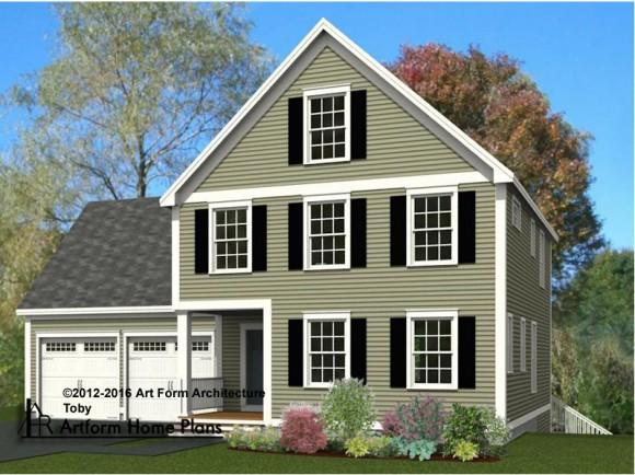 Lot 75 Apple Way, Epping, NH 03042