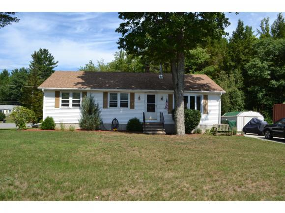 42 Cameron Dr, Pittsfield, NH 03263