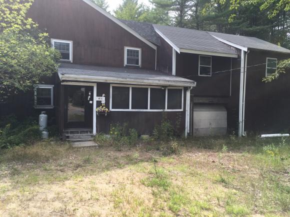 451 Green Mountain Rd, Effingham, NH 03882