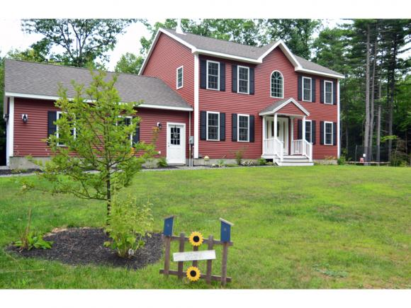 63 Cutter Road, Temple, NH 03084