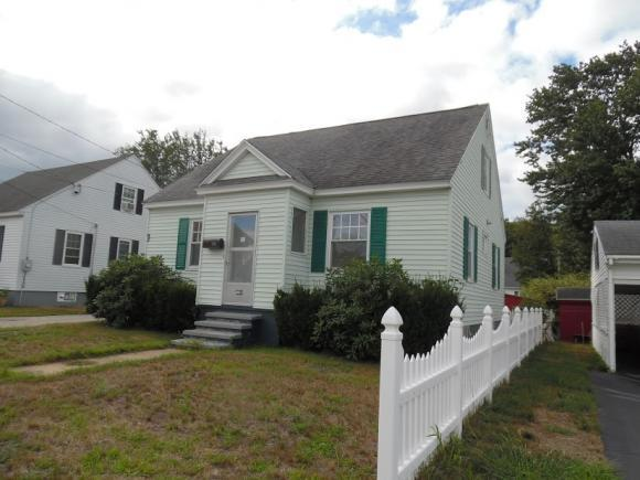 401 Brunelle Ave, Manchester, NH 03103