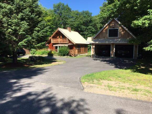 27 Overlook Dr, Center Harbor, NH 03226