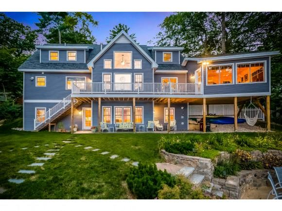 22 Adams Shore Rd, Moultonborough, NH 03254