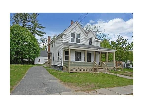 45 Park Ave, Claremont, NH 03743