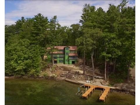 110 Cattle Landing Rd, Meredith, NH 03253