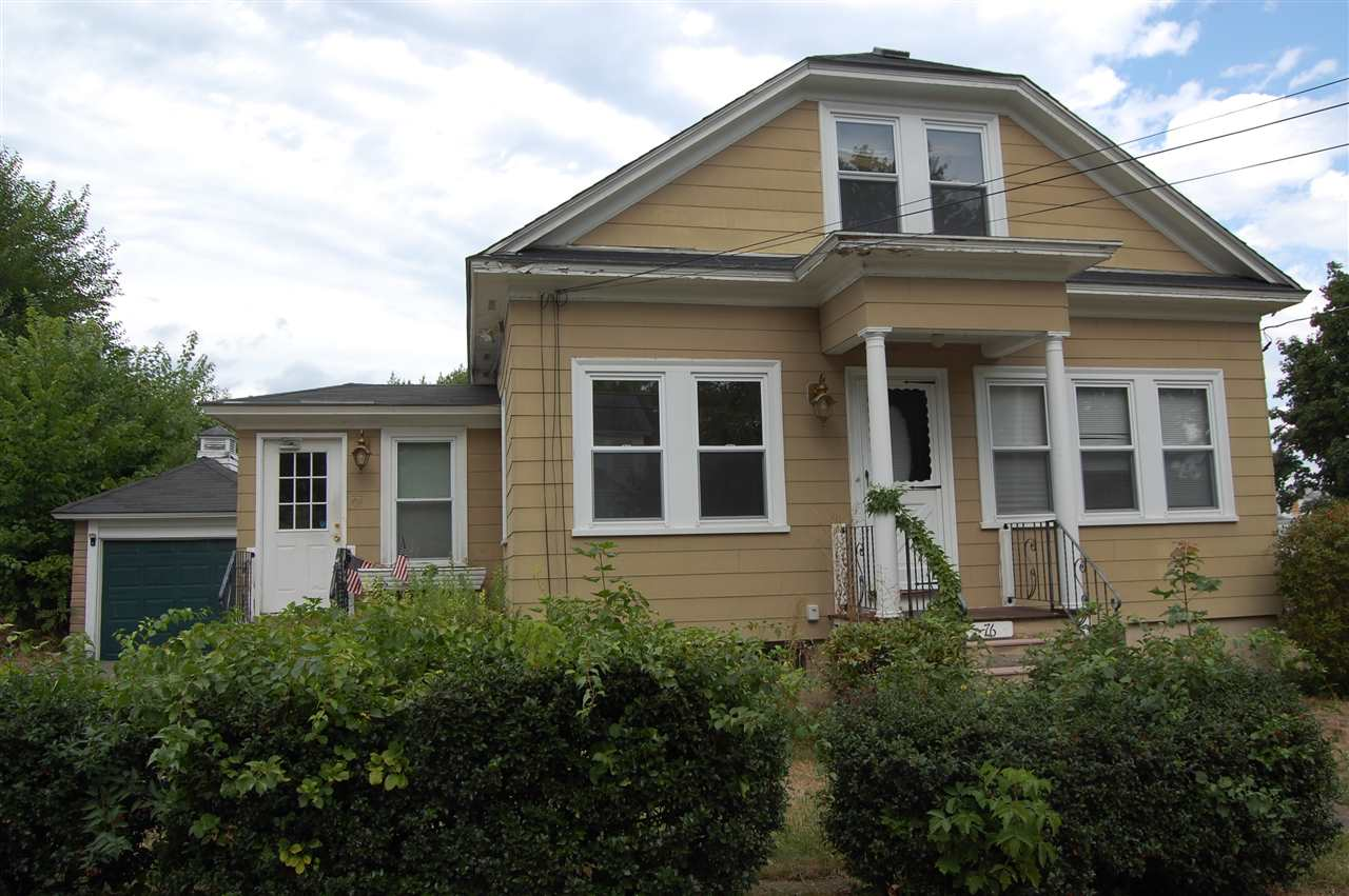 76 Rosedale Avenue, Manchester, NH 03103