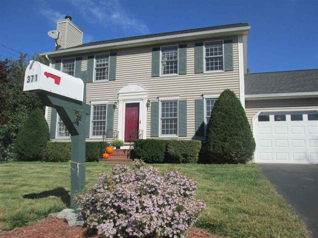 371 Aaron Dr, Manchester, NH 03109