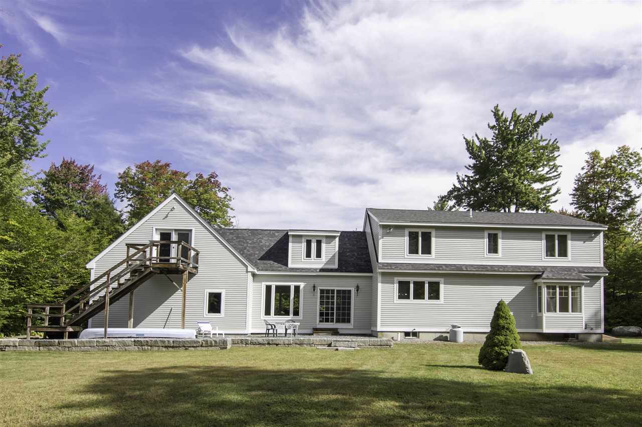 47 Puckerbrush Road, Campton, NH 03223