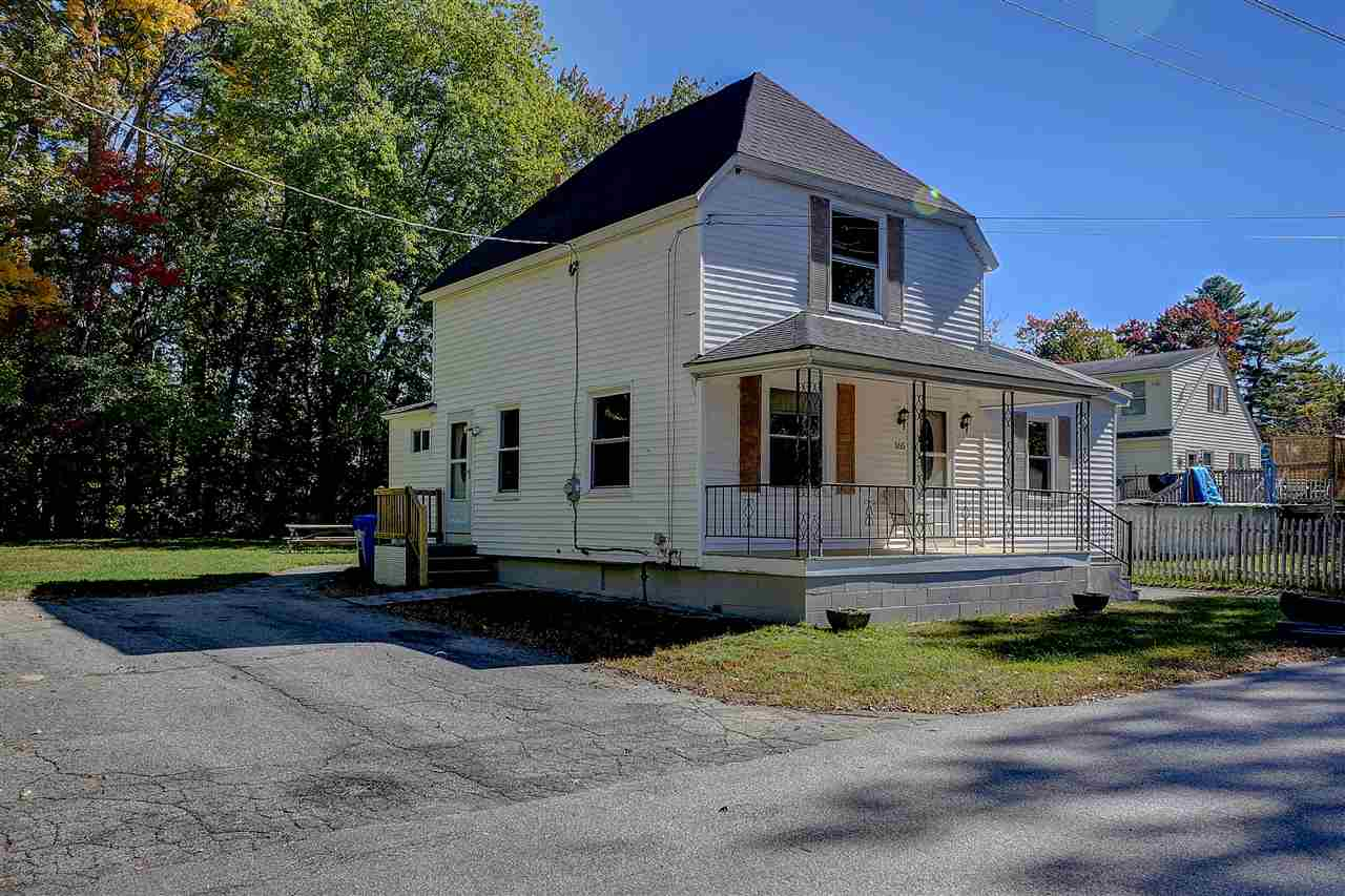 165 Woodland Avenue, Manchester, NH 03109