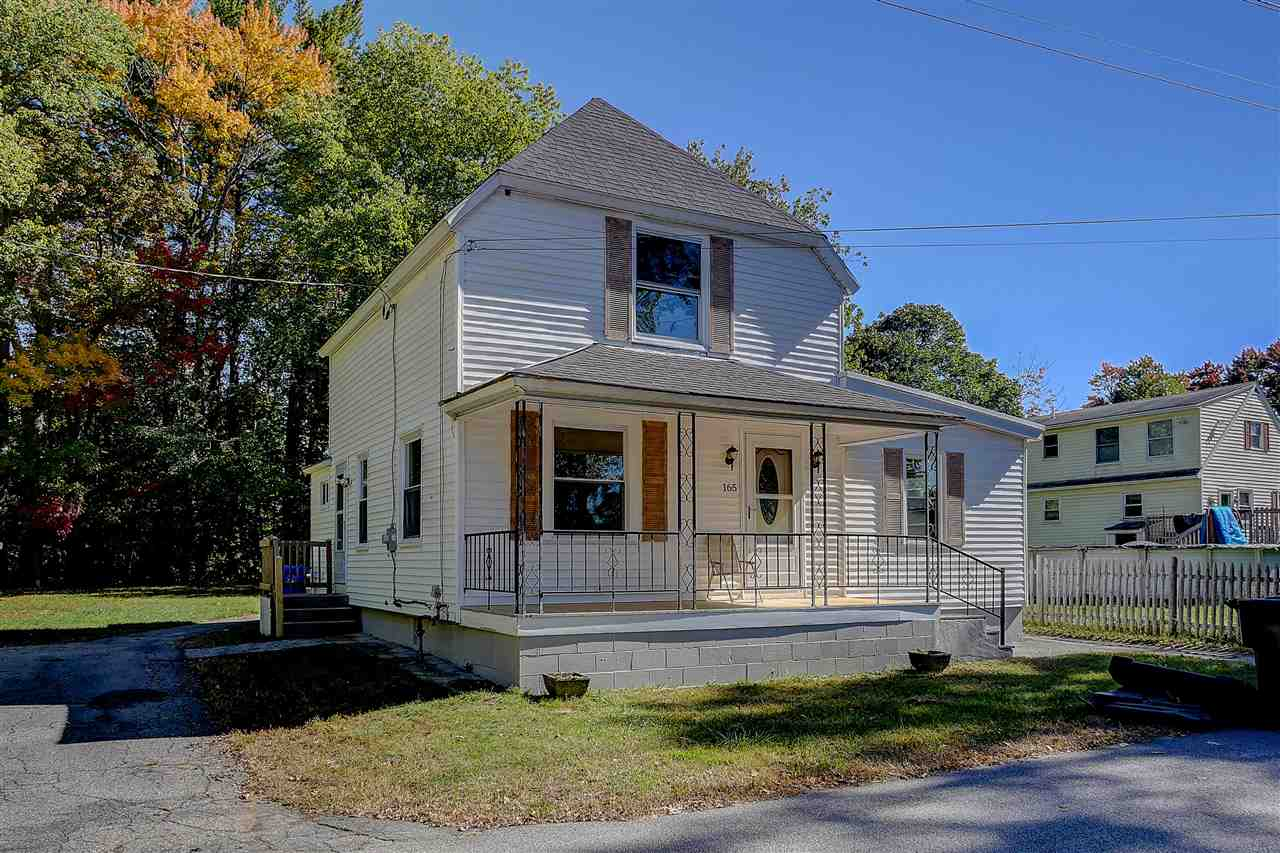 165 Woodland Ave, Manchester, NH 03109