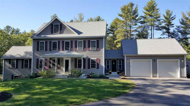 655 Old Shaker Rd, Loudon, NH 03307