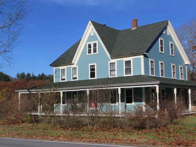 383 Whiteface Rd, Sandwich, NH 03259