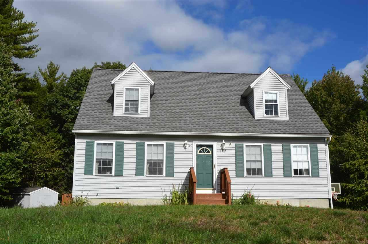 490 Tibbetts Hill Road, Goffstown, NH 03045