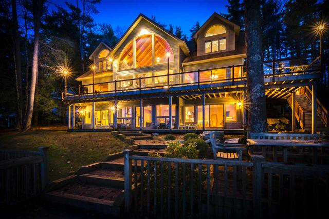 591 Forest Rd, Wolfeboro, NH 03894