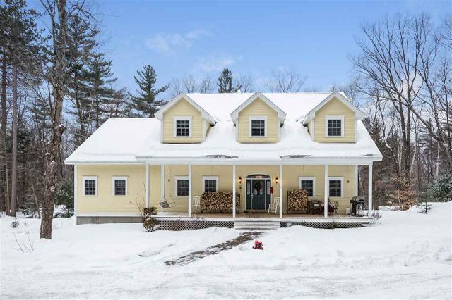 10 Old Fairfield Rd, Woodstock, NH 03293