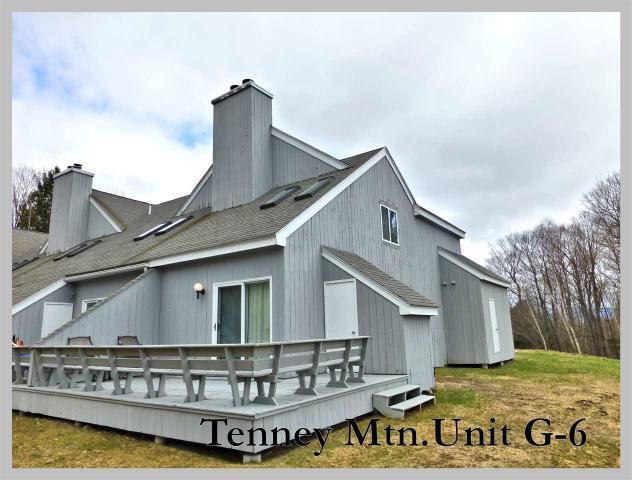 5 Tenney Brook Rd UNIT g-6, Plymouth, NH 03264
